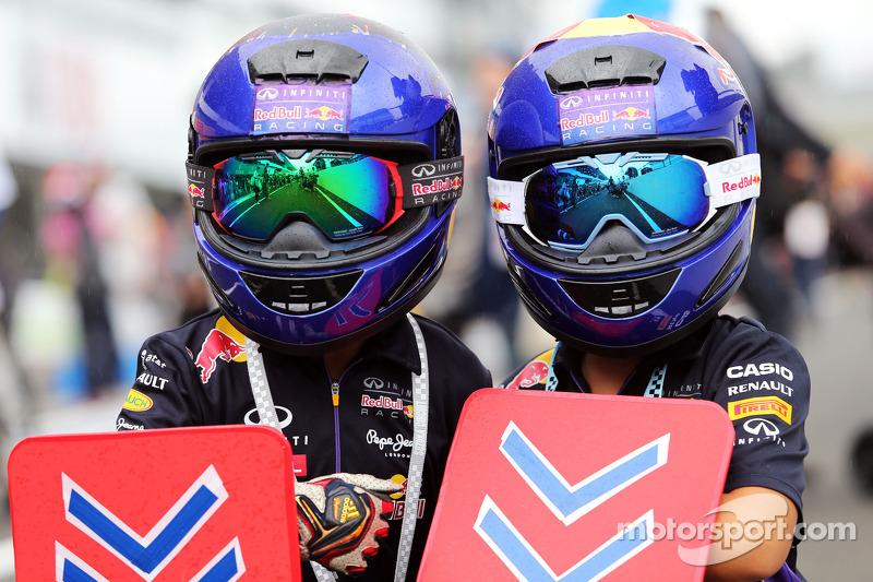Giovani fan Red Bull Racing