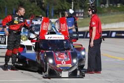 #0 DeltaWing 赛车 DWC13: 安迪·梅里克, 卡瑟琳·莱格, 加比·查韦斯