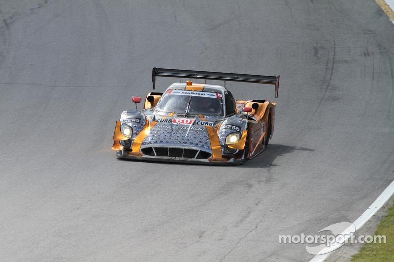 #60 Michael Shank Racing 和 Curb/Agajanian 福特 EcoBoost/Riley: 约翰·皮尤, 奥斯瓦尔多·内格里