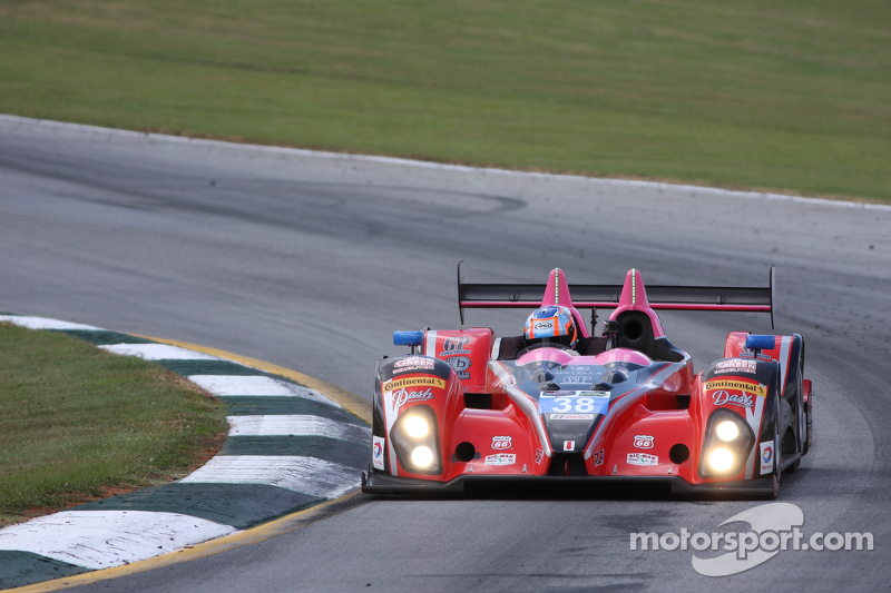 #38 Performance Tech Motorsports ORECA FLM09 - Chevrolet: David Ostella, Jerome Mee, James French