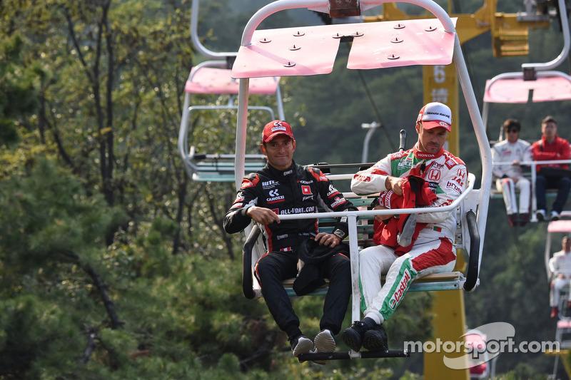 Gianni Morbidelli, Chevrolet RML Cruze TC1, ALL-INKL_COM Münnich Motorsport, Tiago Monteiro, Honda C