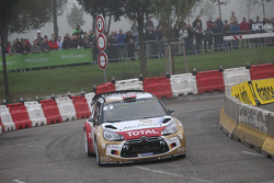 Mads Ostberg e Jonas Andersson, Citroën DS3 WRC, Citroën Total Abu Dhabi World Rally Team