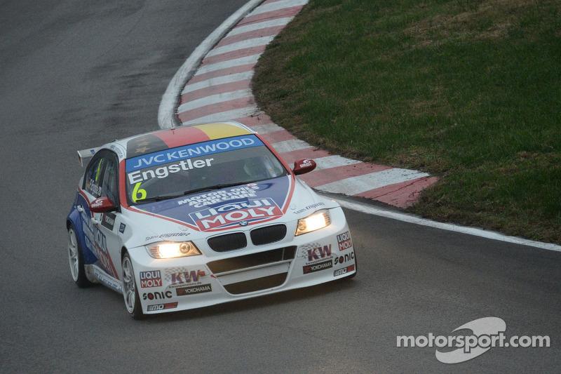 Franz Engstler, BMW 320 TC, Liqui Moly Engstler Takımı