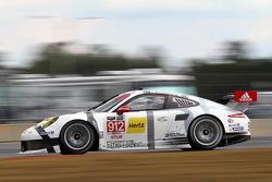 #912 Porsche North America Porsche 911 RSR: Patrick Long, Michael Christensen