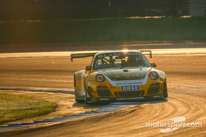 #3 GW IT Racing Team Schütz Motorsport Porsche 911 GT3 R: Christian Engelhardt, Jaap van Lagen