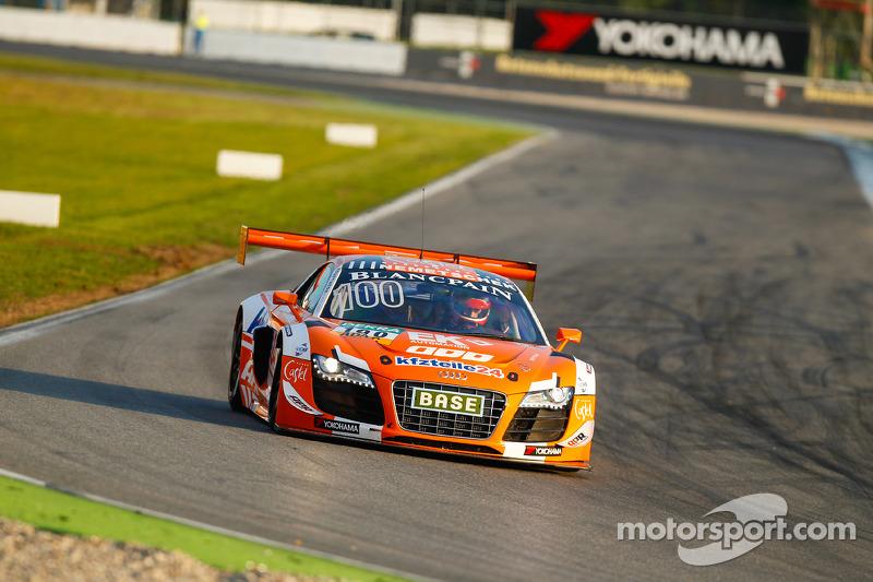 #100 kfzteile24 APR Motorsport 奥迪 R8 LMS ultra: 丹尼尔·多布奇, 弗洛里安·斯托尔