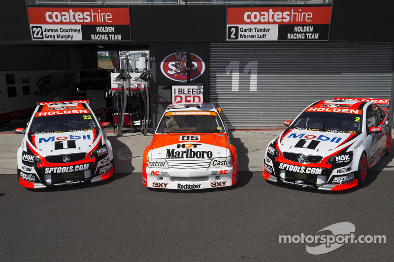 Livrea Holden Racing Team per Bathurst 1000