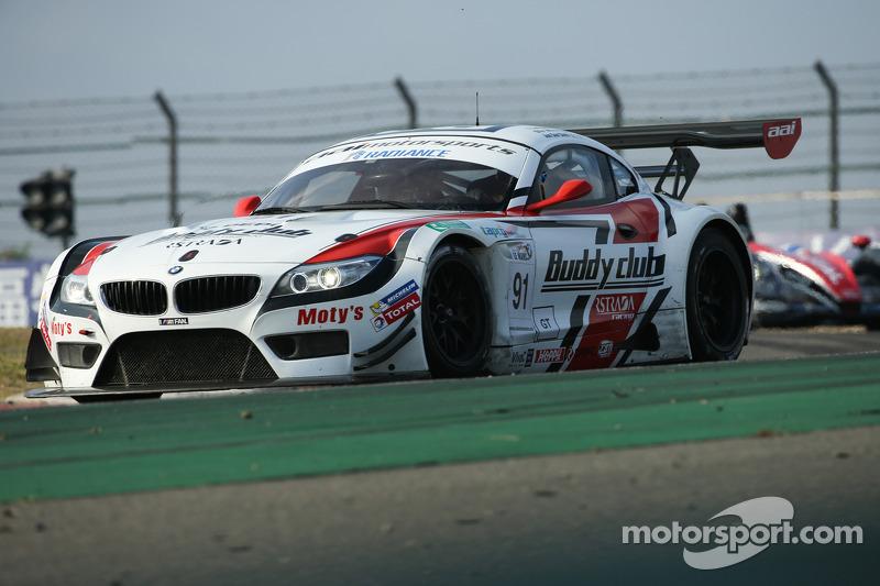 #91 Team AAI BMW Z4: Tatsuya Tanigawa, Ollie Millroy