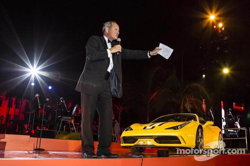 Ferrari celebrates 60 years in the USA