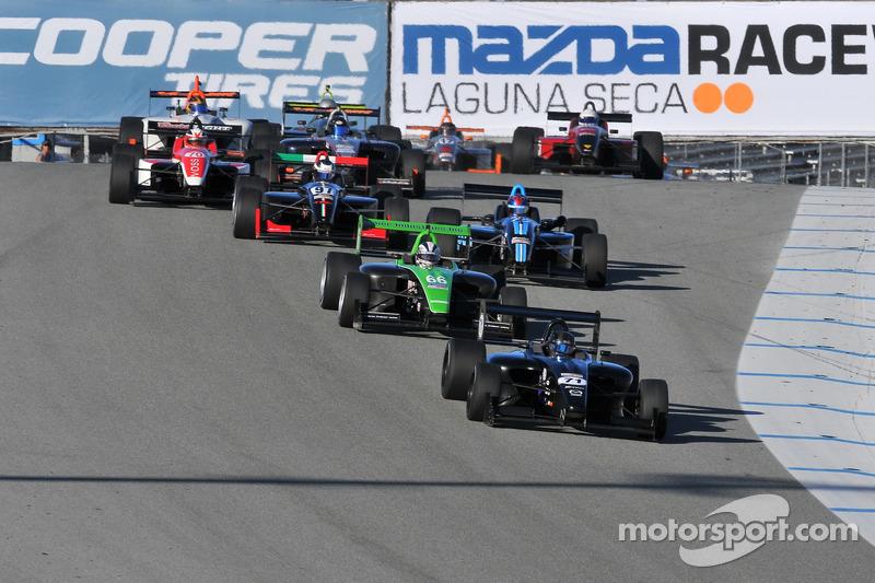 Formula Atlantic startı