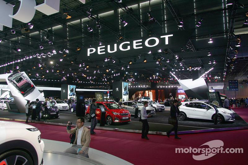 Exhibit of Peugeot
