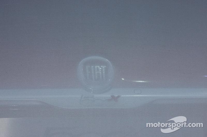 Fiat 500X atnes de la  presenttación