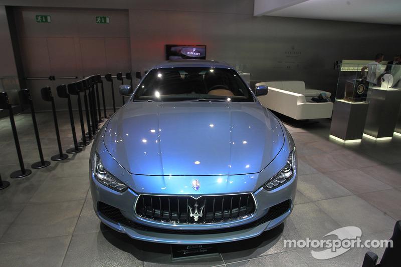 Maserati Ghibli Ermenegildo Zegna Edición