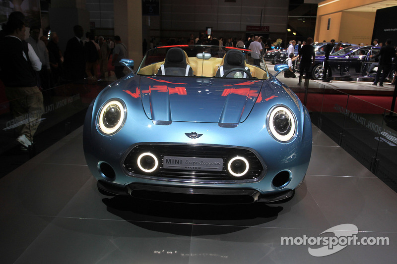 Mini SuperLeggera Roadster concept