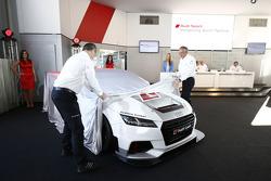 Audi TT Cup presentation