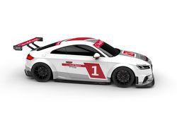 Yeni Audi TT Cup serisi duyurusu