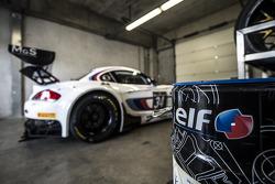 #34 ROAL Motorsport BMW Z4