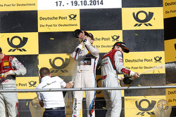 Campeonato Podium, Champagne para todos