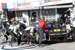 Pitstop, Christian Vietoris, Mercedes AMG DTM-Takımı HWA DTM Mercedes AMG C-Coupe