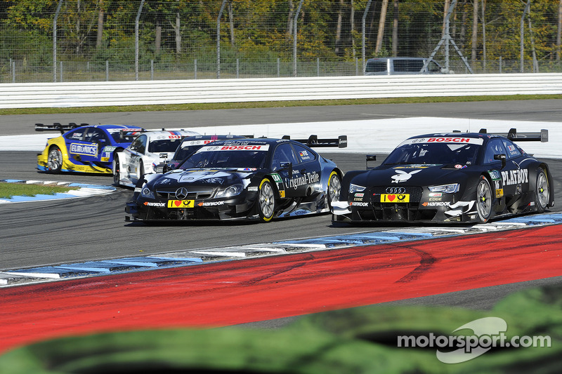 Christian Vietoris, Original-Teile Mercedes AMG, DTM Mercedes AMG C-Coupe, Adrien Tambay, Audi Sport Takımı Abt, Audi RS 5 DTM,