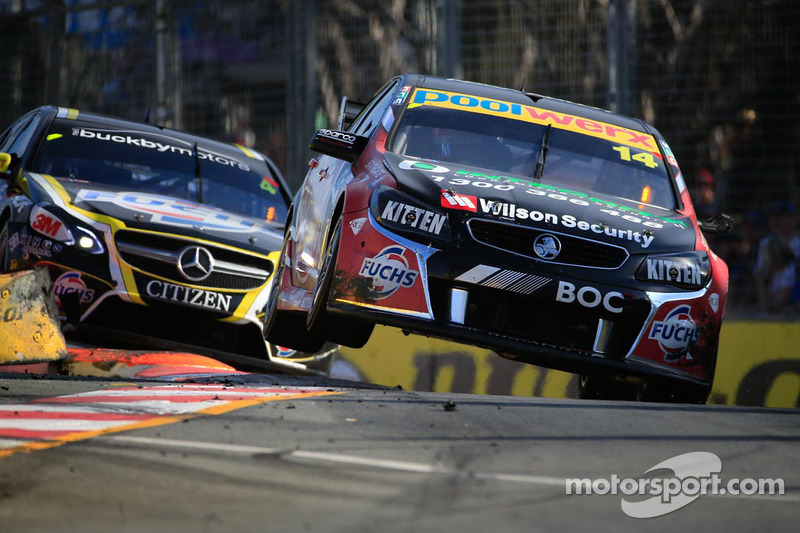 Fabian Coulthard and Luke Youlden