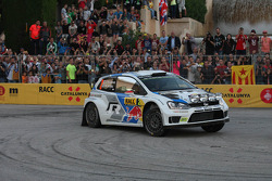 Jari-Matti Latvala ve Miikka Anttila, Volkswagen Polo WRC, Volkswagen Motorsport