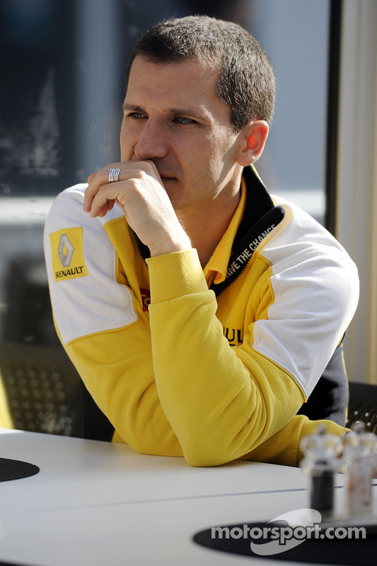 Remi Taffin, Renault Sport