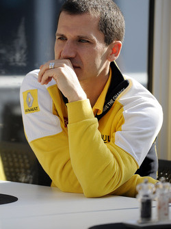 Remi Taffin di Renault Motorsport