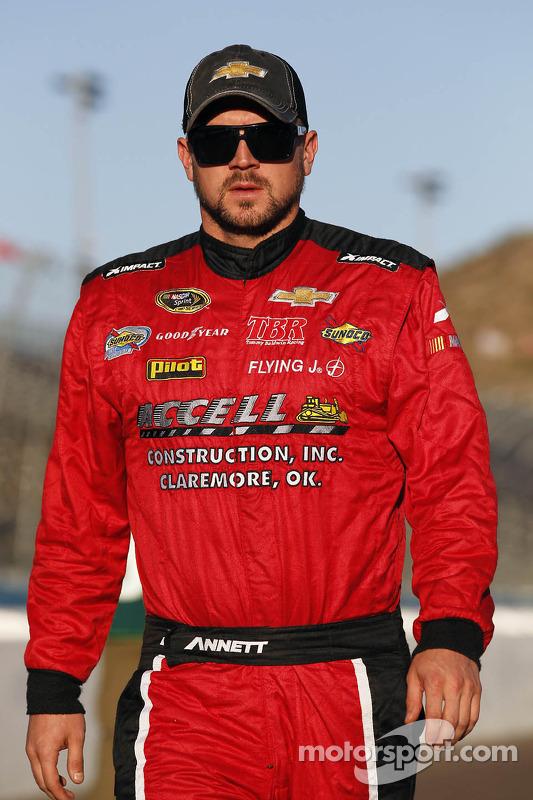 Michael Annett, Chevrolet