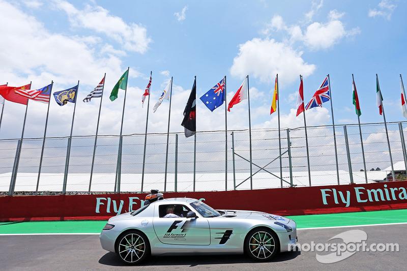 La Safety Car FIA