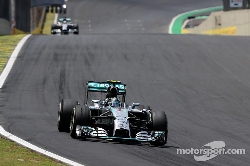2014 - Nico Rosberg, Mercedes