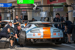 #98 阿斯顿马丁车队 阿斯顿马丁 Vantage V8: 保罗·达拉拉纳, 佩德罗·拉米, 克里斯托弗·奈加德