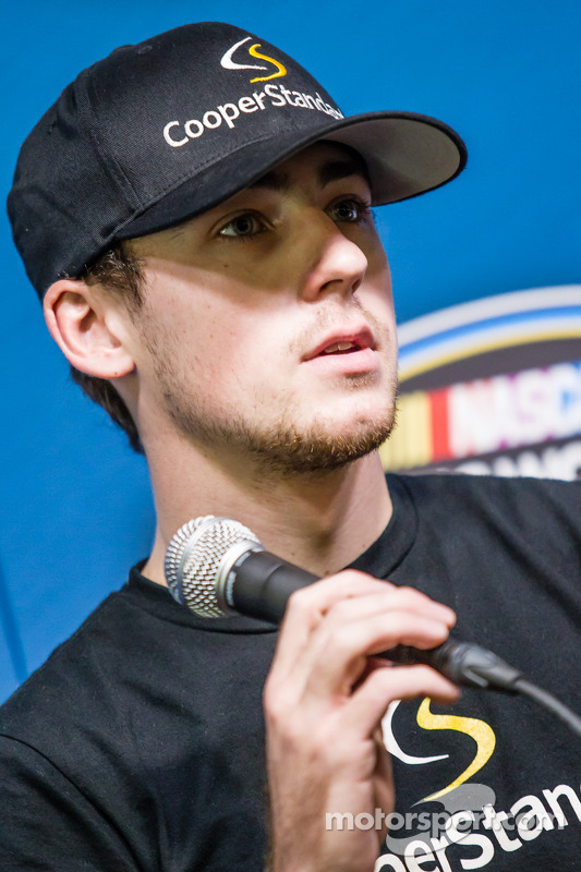 Conferência de imprensa da Nationwide Series e Camping World Truck Series: Ryan Blaney