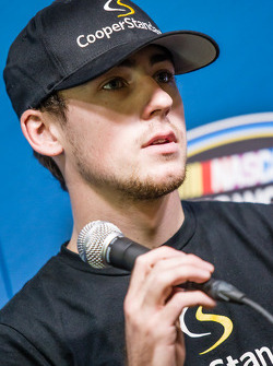 Press conference for the Nationwide Series and Camping World Truck Series: Ryan Blaney