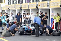 Wing Chung Chang, Team West-Tec F3 Dallara F312 Mercedes-HWA