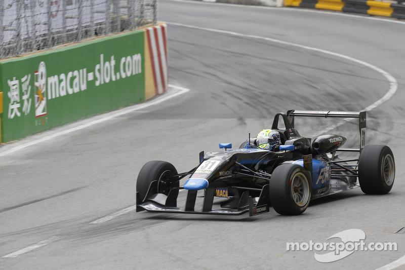 Will Buller, Signature Dallara F314 Volkswagen-Spiess