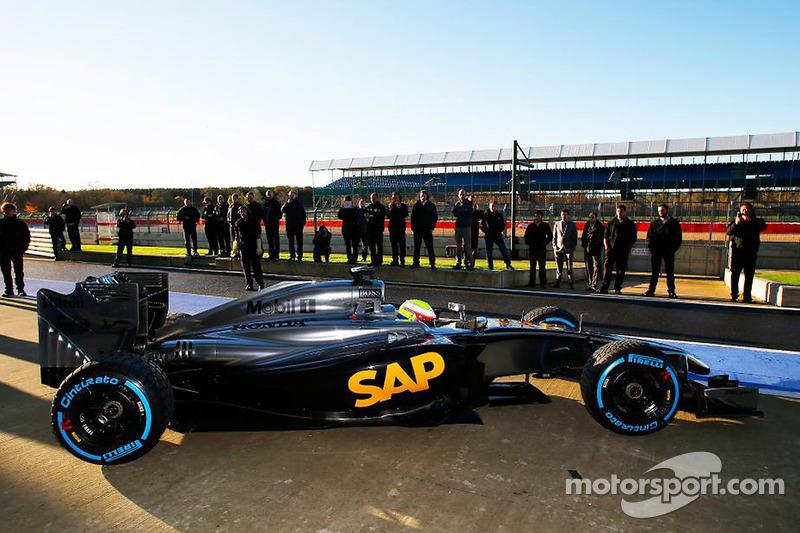 2014: первые тесты мотора Honda