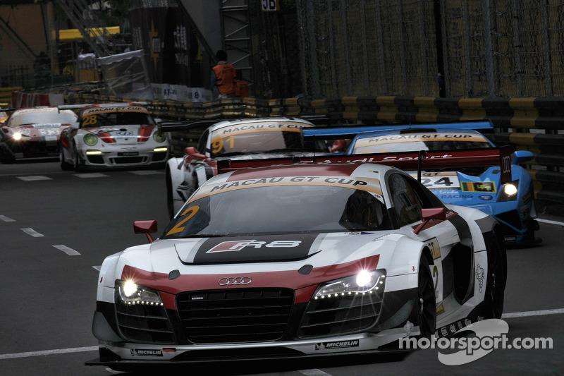 #2 奥迪 比赛体验 R8 GT3 ultra: 劳伦·范瑟尔