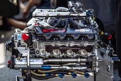 Changement de moteur pour la Chevrolet de Brian Scott