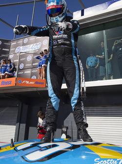 El ganador, Scott McLaughlen, Polestar Racing Volvo S60