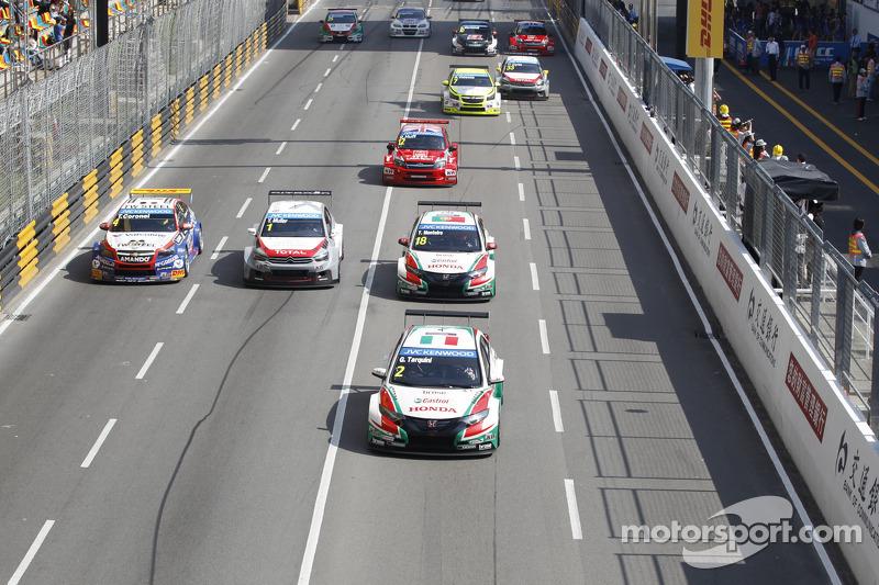 Gabriele Tarquini, Honda Civic WTCC, team Castrol Honda WTCC
