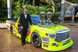 NASCAR Nationwide and Camping World Truck Series Awards