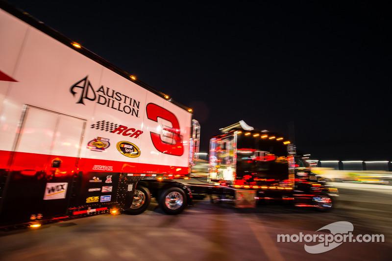Hauler per Austin Dillon, Richard Childress Racing Chevrolet