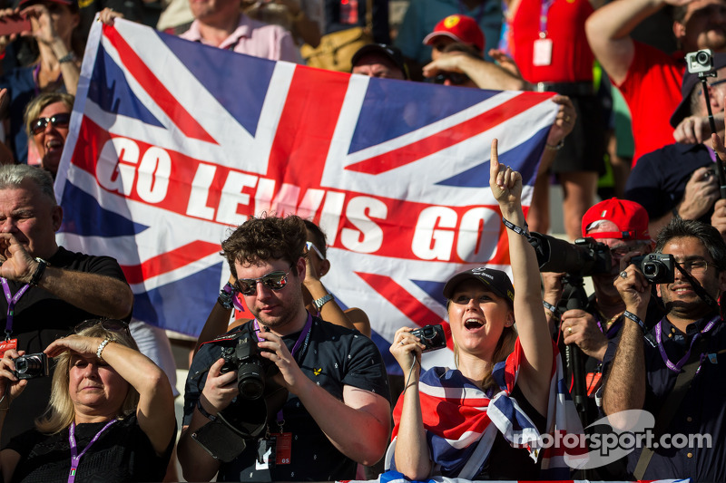 Lewis Hamilton hayranları, Mercedes AMG F1