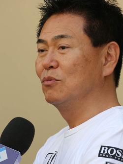 Yasuhisa Arai, Honda