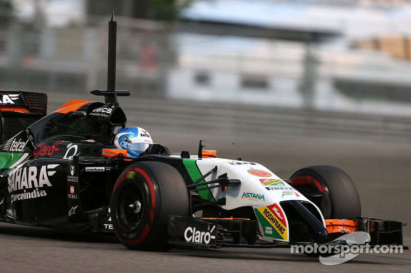 Jolyon Palmer, Force India F1