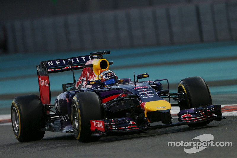 Carlos Sainz Jnr, Red Bull Racing RB10 Test Pilotu