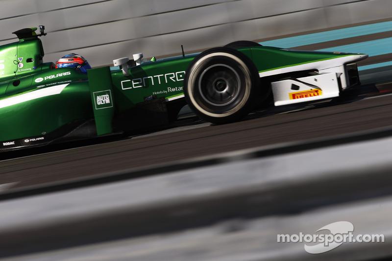 Richie Stanaway , Statis Grand Prix