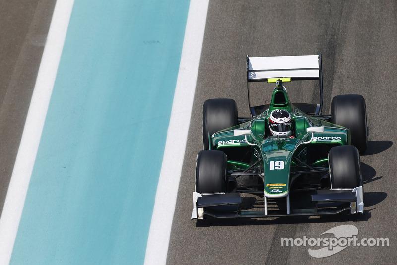 Dino Zamparelli, Statis Grand Prix