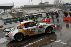 Stefano Sinibaldi ve Andrea Tumaini, Porsche 911 Carrera RS